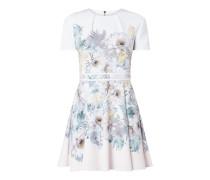 Kleid mit floralem Muster Modell 'Haylinn'