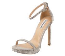 High Heels mit Ziersteinbesatz Modell 'Milano'