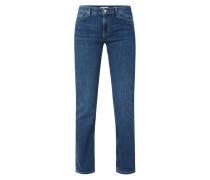 Regular Fit Jeans mit Stretch-Anteil Modell 'Karolin' - REPREVE®