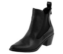 Chelsea Boots in Snake-Optik Modell 'Judie'