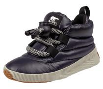 Sneaker mit Wattierung