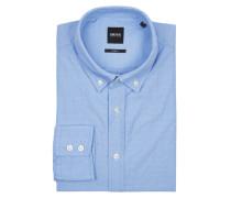 Slim Fit Freizeithemd aus Baumwolle Modell 'Mabsoot'