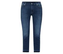 Bootcut Jeans in verkürzter Länge