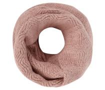 Loop-Schal mit Logo-Aufnäher
