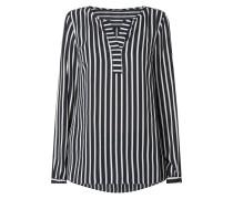 Blusenshirt aus Krepp