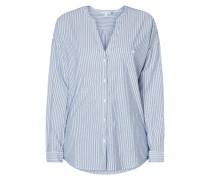 Bluse aus Organic Cotton