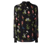 Blusenshirt mit Blumenmuster