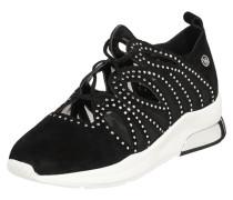 Sneaker Wedges 'Sara' aus Veloursleder