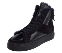 High Top Sneaker mit Lammfellfutter