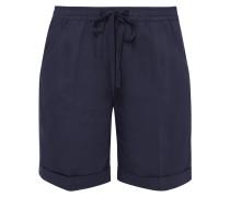 Shorts mit Bügelfalten