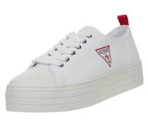 Plateau-Sneaker aus Textil Modell 'Brigs'