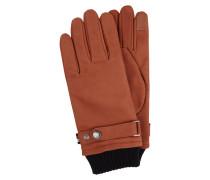Handschuhe mit verstellbarem Riegel