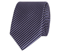 Krawatte aus reiner Seide - handgefertigt