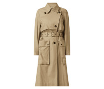 Trenchcoat aus Baumwolle Modell 'Boscombe'