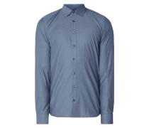 Body Fit Business-Hemd mit Stretch-Anteil