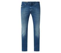 Slim Skinny Fit Jeans mit Stretch-Anteil Modell 'Thommer-X'