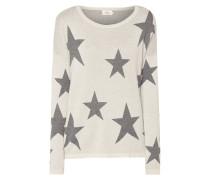 Pullover mit Sternenmuster