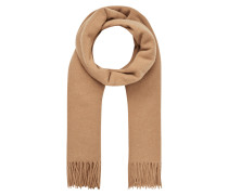 Schal aus Wollfilz