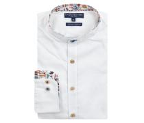 Slim Fit Freizeithemd aus Oxford Modell 'Standy'