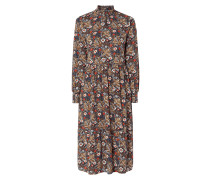 Kleid aus recyceltem Polyester