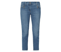 Cropped Modern Fit Jeans