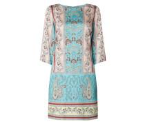 Kleid mit Mustermix Modell 'Cieast'