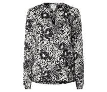 Blusenshirt mit floralem Muster Modell 'Louisa'