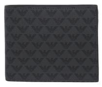 Geldbörse mit Logo-Muster