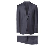 Modern Fit Anzug mit 2-Knopf-Sakko