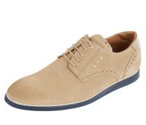 Sneaker 'Lugo' aus Leder
