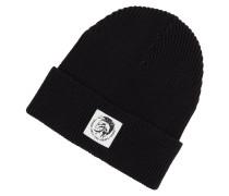 Mütze aus Woll-Baumwoll-Mix