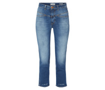 High Waist Slim Fit Jeans