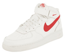 Sneaker 'Air Force 1 Mid 07' aus Leder