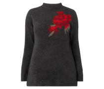 PLUS SIZE - Pullover mit Woll-Anteil