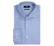 Slim Fit Business-Hemd aus Baumwolle Modell 'Jason'