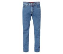 Jeans aus Baumwoll-Mix