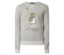 Sweatshirt mit Polo Bear-Print