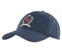 Basecap mit Wappen-Stickerei
