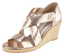 Wedges in Metallicoptik