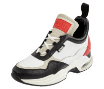 Sneaker Wedges aus Leder Modell 'Ventura'