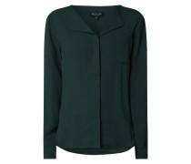 Bluse aus recyceltem Polyester