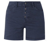 Low Waist Shorts mit Stretch-Anteil