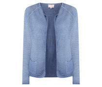 Cardigan im Washed Out Look Modell 'Nicola'