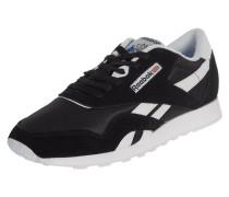 Sneaker 'Classic' aus Veloursleder und Mesh