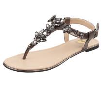 Sandalen mit Schmuckdetail