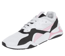 Sneaker 'Nova 90s Bloc' aus Leder und Mesh