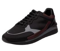 Sneaker aus Leder und Textil Modell 'Element'