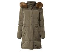 Fur Free Retailer Parka mit Wattierung