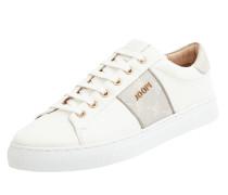 Sneaker aus Leder Modell 'Coralie'