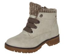 Boots mit Strickfutter